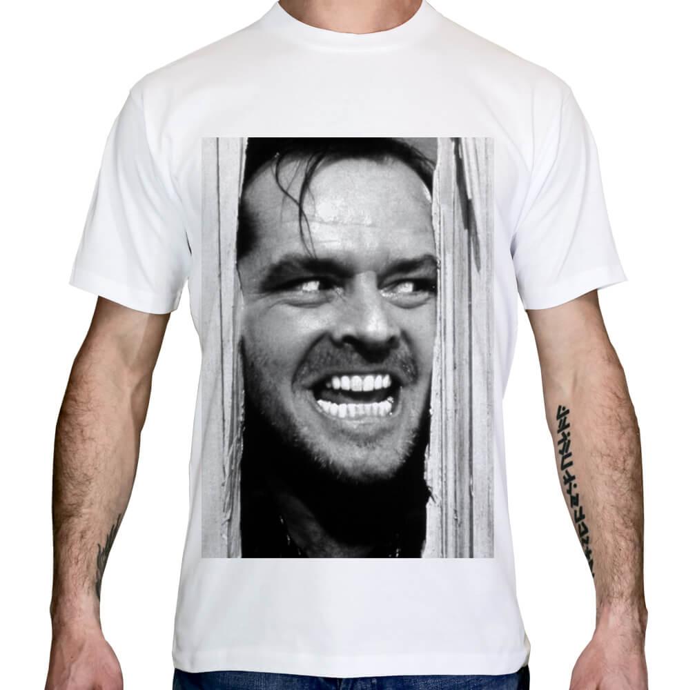 Imprimer une photo sur un t-shirt personnalisé blanc