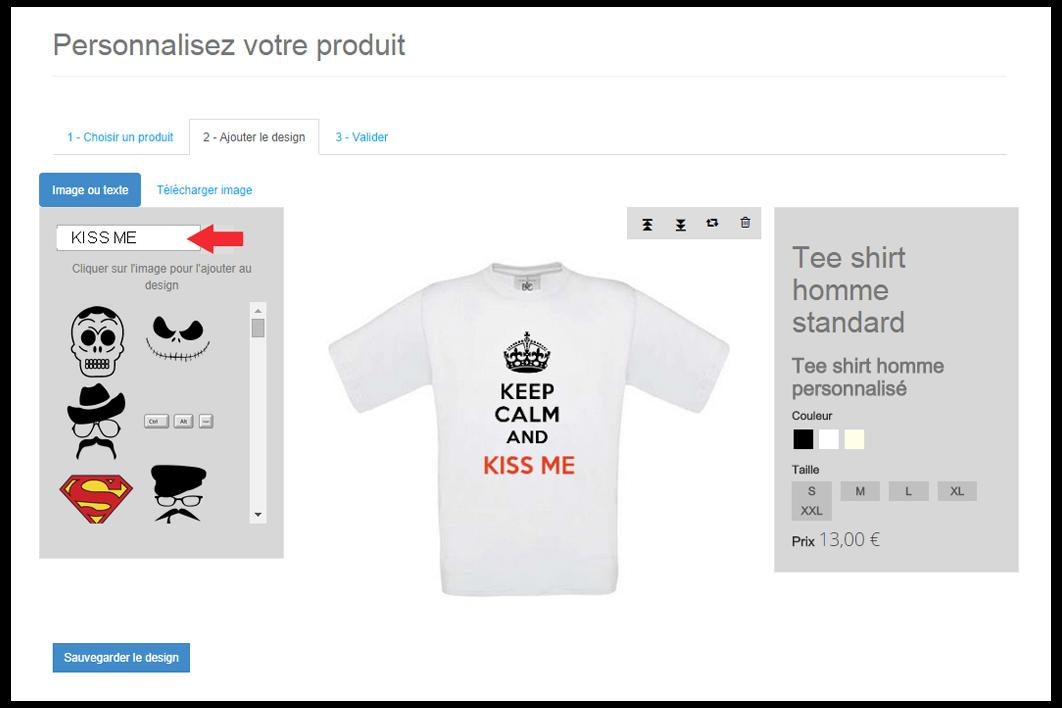 t-shirt-personnalisé
