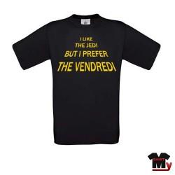 t shirt i like the jedi
