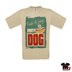 t shirt publicité vintage