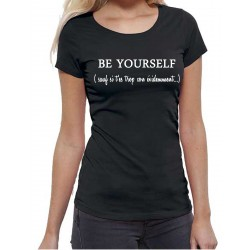 T-shirt-Be-yourself