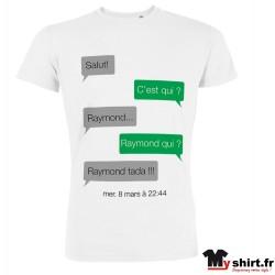 t shirt humour foot remontada