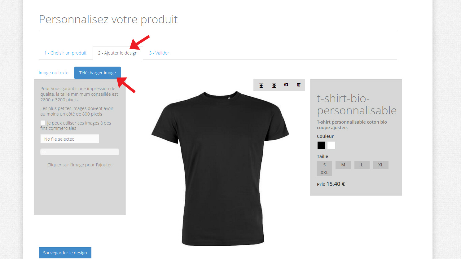 Comment créer son tshirt snapchat