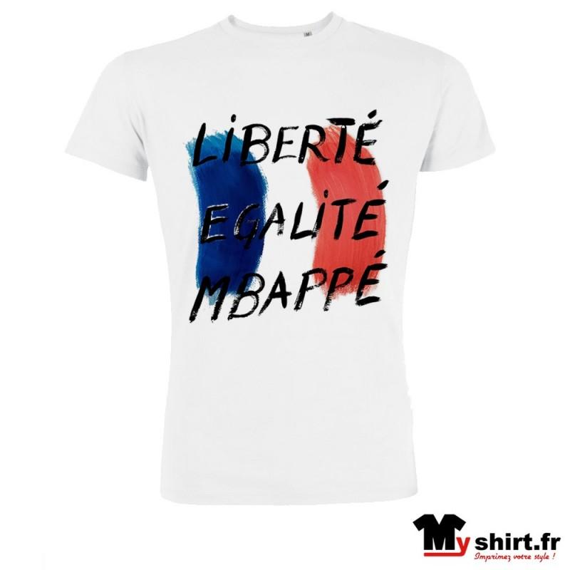 t shirt Mbappé