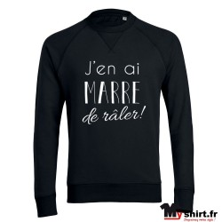 sweat humour marre de râler