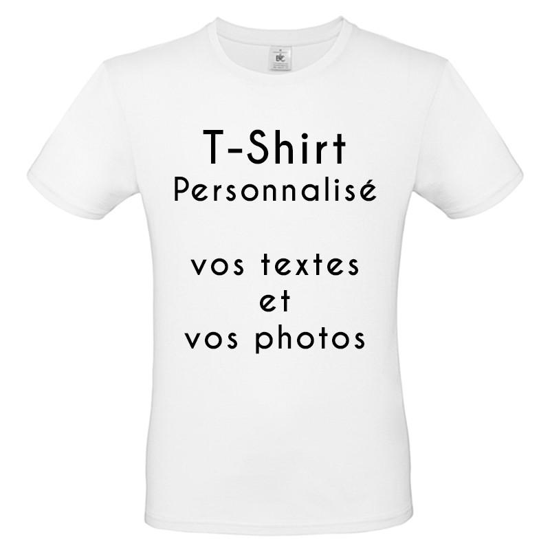 t shirt personnalisé pas cher