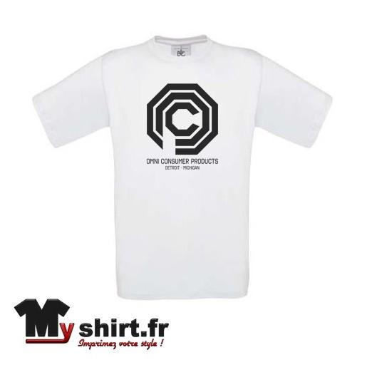 t shirt OCP robocop