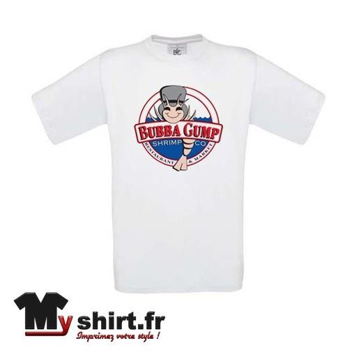 t shirt bubba gump