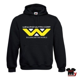 Sweat Weyland Yutani corporation