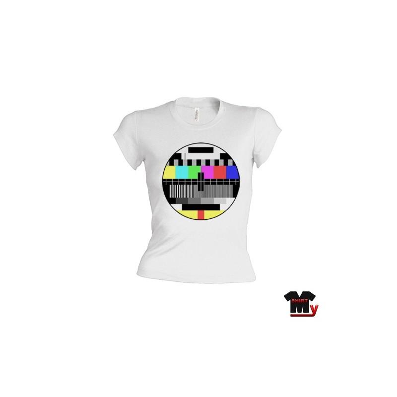 T shirt femme Mire tv