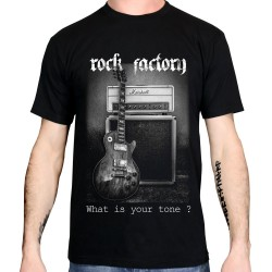 t shirt plexi les paul rock factory