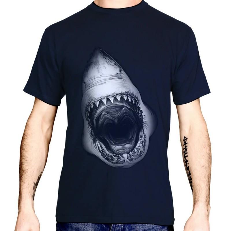 T-shirt-shark