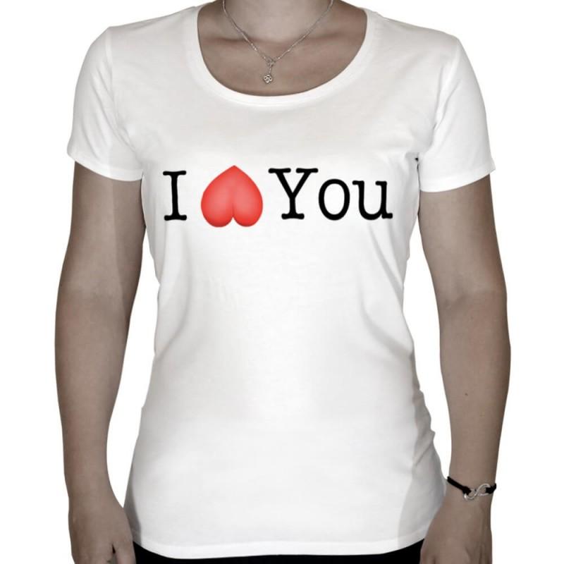 t-shirt-i-love-you-femme-col-bateau