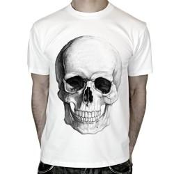 Tee-shirt-tête-de-mort