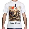 T-shirt-liberte-free love