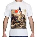 T-shirt-liberte-guidant le peuple