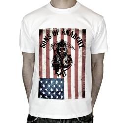 T-shirt-SOA-drapeau-americain