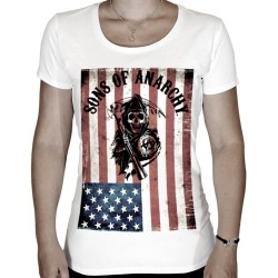T-shirt-Sons-of-Anarchy-Femme