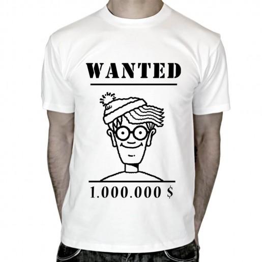 T-shirt Ou est Charlie