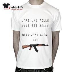 T-shirt-Kalashnikov