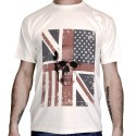 T-shirt-union-jack-skull