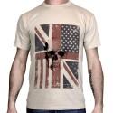 T-shirt-union-jack-tete-de-mort