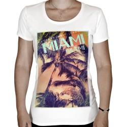 T-shirt-Miami