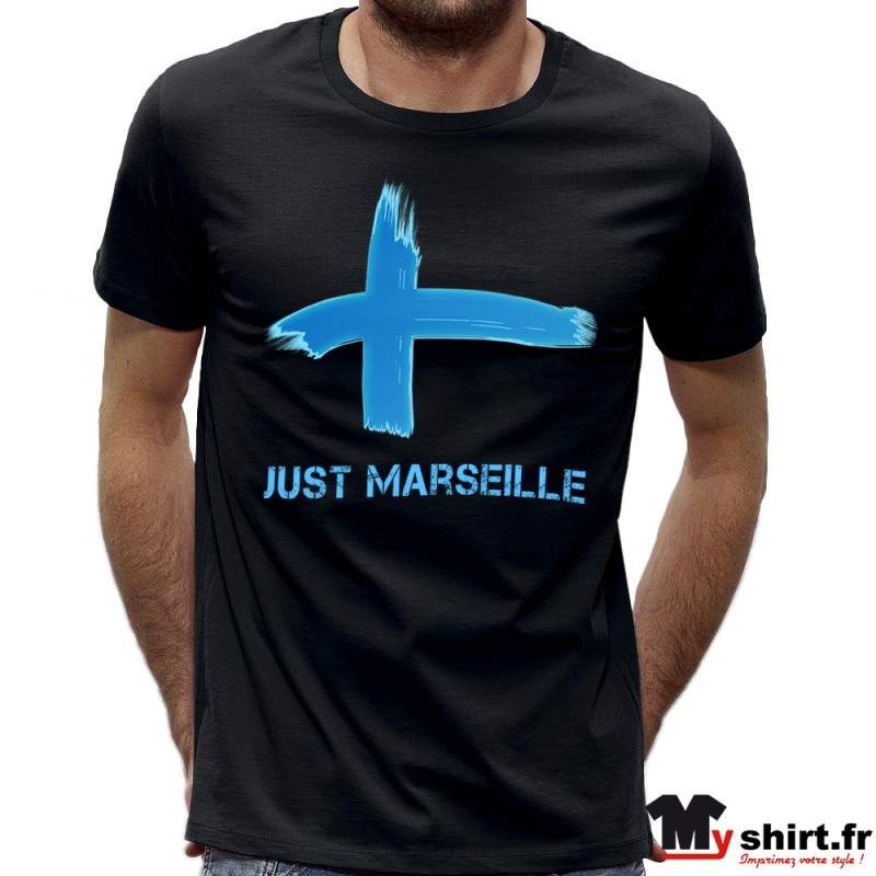 t shirt just marseille. Black Bedroom Furniture Sets. Home Design Ideas