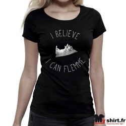 T-shirt-I-believe-i-can-flemme