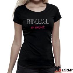 T-shirt-Princesse-en-Basket