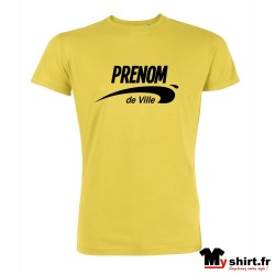 t shirt brice de nice personnalisable