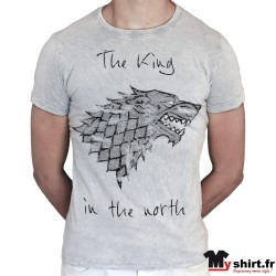 t shirt stark king in the north